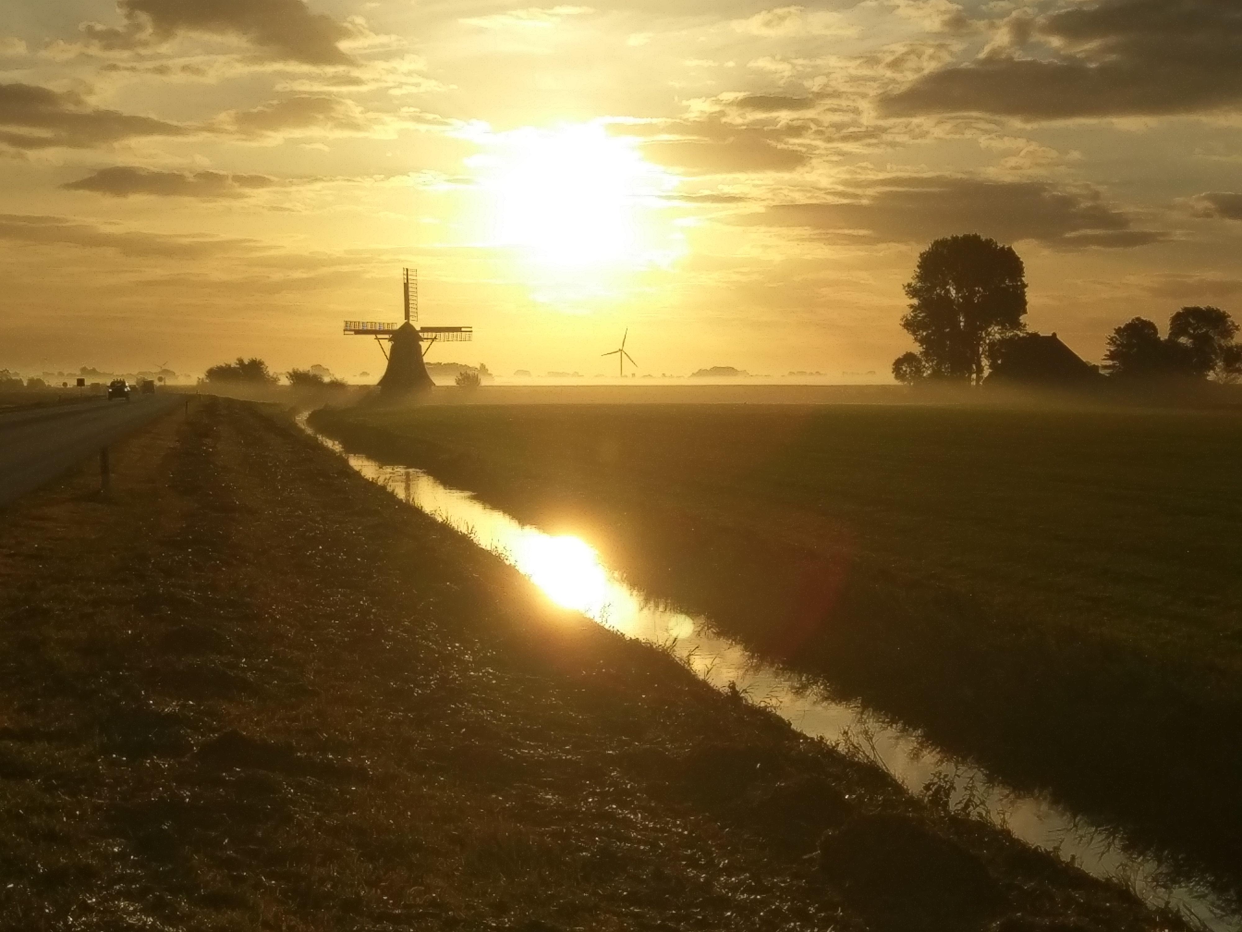 Nationale Molendag 8 en 9 mei online of van afstand genieten van de molens